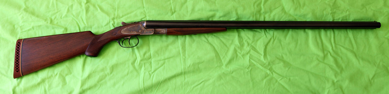 LC Smith Field Grade Double Barrel Shotgun