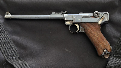 P08 Luger Lange