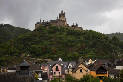 Cochem Castle on the Rhein