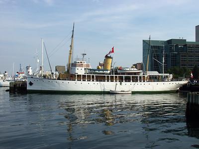 SS Acadia
