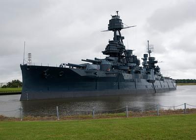 BB35 USS Texas