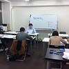 論文添削講習会の模様