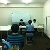 面接対策講座にて。受講生「厳しい質問が多めの面接モードでお願いします」とのリスエストで・・・