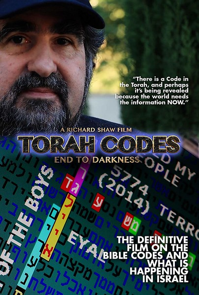 Torah Codes End to Darkness  Documentary - Amazon Prime  Streaming