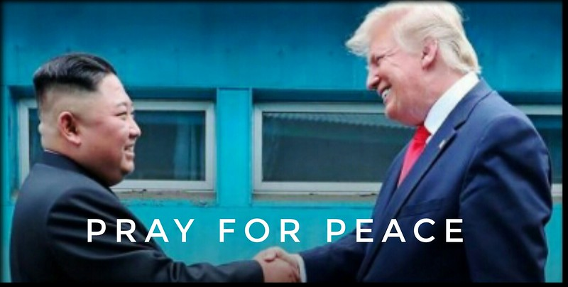 Pray for Peace with North Korea