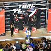 The PRO 4WD class podium