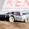 Johnny Greaves #22 Races in the PRO 4 class in Round 2 of the 2017 TORC Series at the Dirt Oval at Route 66 Raceway in Joliet, IL on May 14, 2017. Photographer: Mike Schirf, courtesy TORC Series.