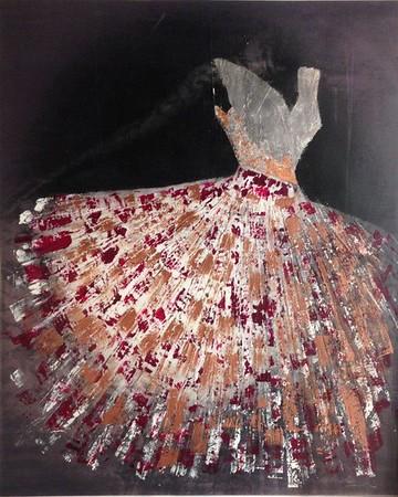 Boudair,red-Pezhman, 48x60 (15-2-)-L