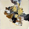Smoke Screen I-Taylor,30x30 canvas