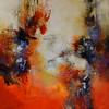 Vitality I-Hibberd, 40x40 on canvas (AERS13-8-04) JPG