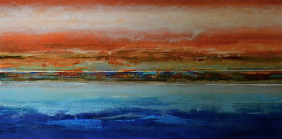 Sunset View-Hibberd, 60x30 on canvas JPG