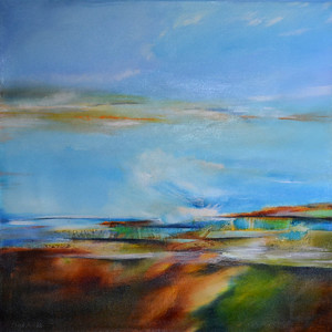 "AECW12-16, Welsh, 48""x48"" on canvas JPG"