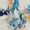Positive Change-Hibberd, 40x40 on canvas