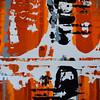 Burnt Orange Momentum-Iorillo, 50x42