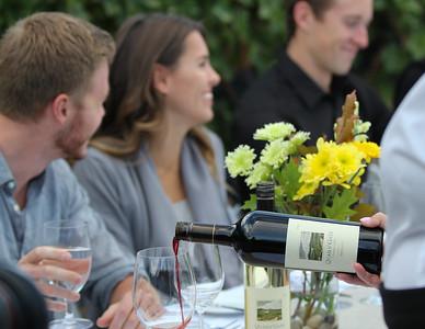 Quailsgate Dinner in the Vineyard