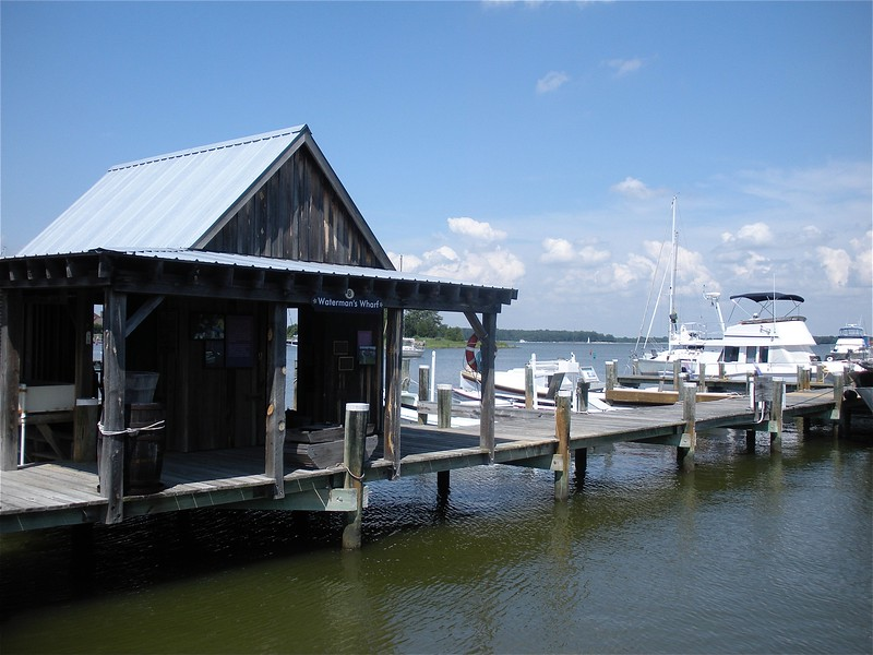Chesapeake Bay Maritime Museum, St. Michaels, MD