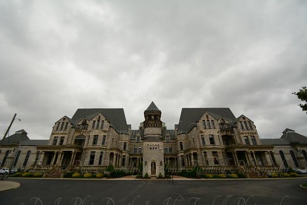 Ohio State Reformatory ( Mansfield Prison )