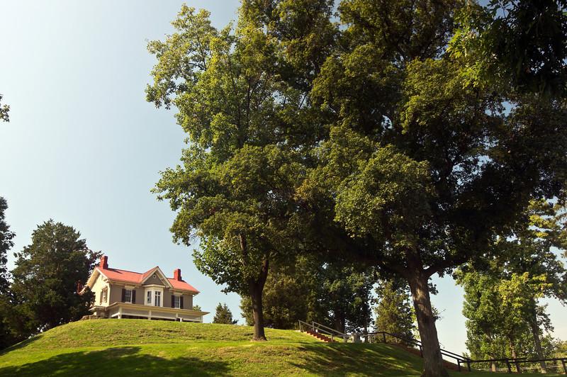 HOME OF FREDERIC DOUGLASS<br /> IMAGE 2