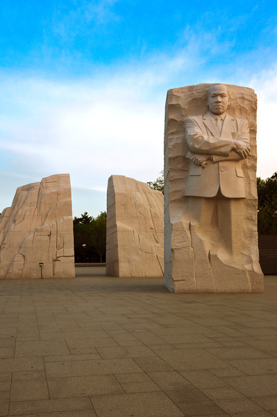 MARTIN LUTHER KING JR. MEMORIAL <br /> IMAGE 5998
