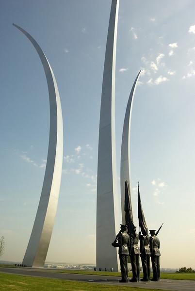 AIR FORCE MEMORIAL 4397