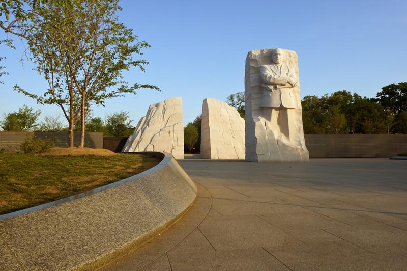 MARTIN LUTHER KING JR. MEMORIAL<br /> IMAGE 6042