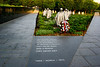KOREAN WAR MEMORIAL IN WASHINGTON D.C.