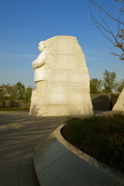 MARTIN LUTHER KING JR. MEMORIAL<br /> IMAGE 6064