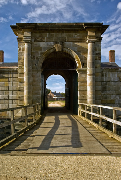 FORT WASHINGTON MAIN GATE
