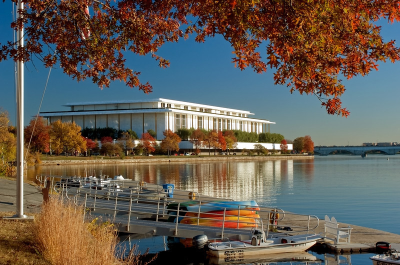 JOHN F. KENNEDY CENTER<br /> IMAGE 1217