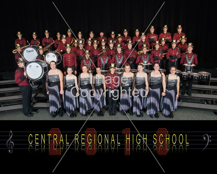 CENTRAL REGIONAL HS 2016