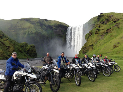 Iceland Adv Tour 2013