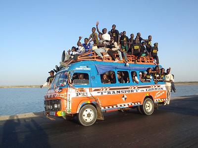 Lisboa-Bissau 2011 Fevereiro