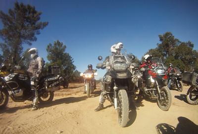 Serra da Arrábida - Pre-ride Guine Outubro 2011