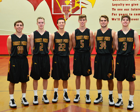 TP Boys Basketball 2015