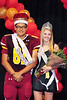 Homecoming King and Queen: Brian Ko and Madeline Sloan