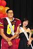 Senior Royalty: Brian Ko and Nurie Kim