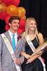 Senior Royalty: Luke Djavaherian and Madeline Sloan