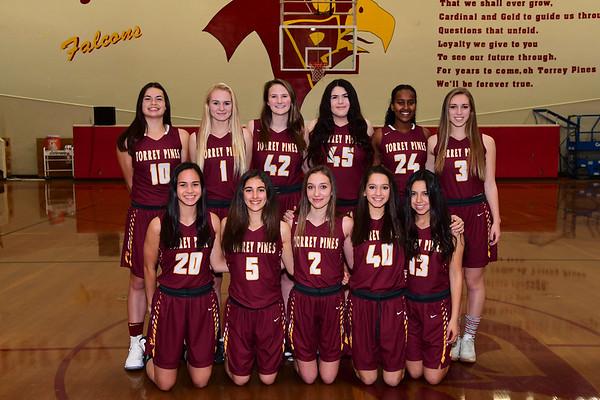 TP Girls Basketball 17-18