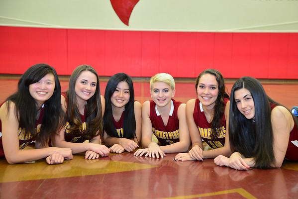 TP Girls Basketball 2015