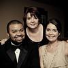 Cory Mason, Lee Blankenship, Samantha Owens (Morton's)
