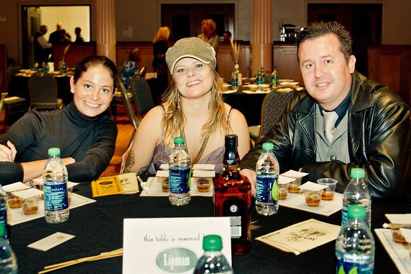 (L to R) Margaret Lipman, Raquel Shouse, Travis McVey