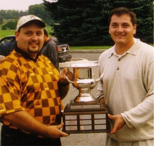 1998 TPC Champion Doug Granowicz