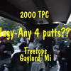 2000 TPC (Any Four Putts)