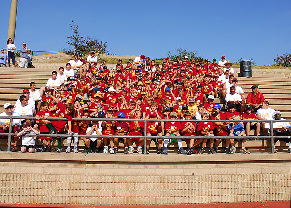 Jr Falcon Football Camp