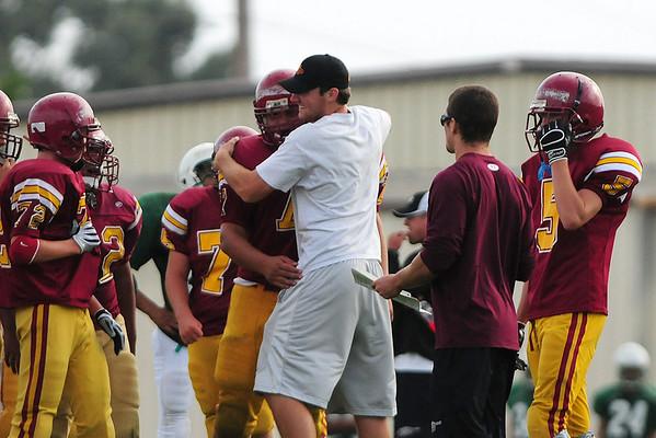 TP Freshman Football, 08
