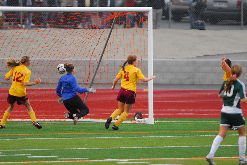 the game winning goal.