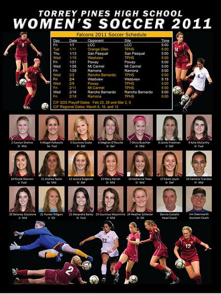 womens soccer 2011