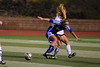 TP V vs Rancho Bernardo, 2-2-11 : RB won