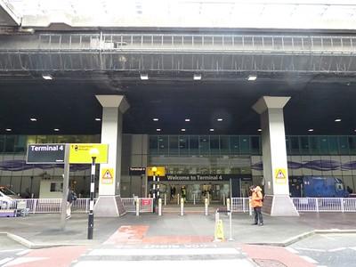 Heathrow - Terminal 4