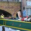 Kingsland basin + Canalside Studios, Regents Canal, Hackney - 20